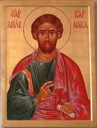 images Всемирното Православие - СВЕТИТЕ АПОСТОЛИ ВАРТОЛОМЕЙ И ВАРНАВА