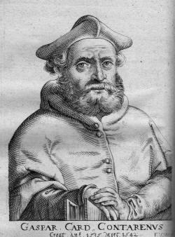 1535 GASPARUS CONTARENUS - CONTARINI GASPARO